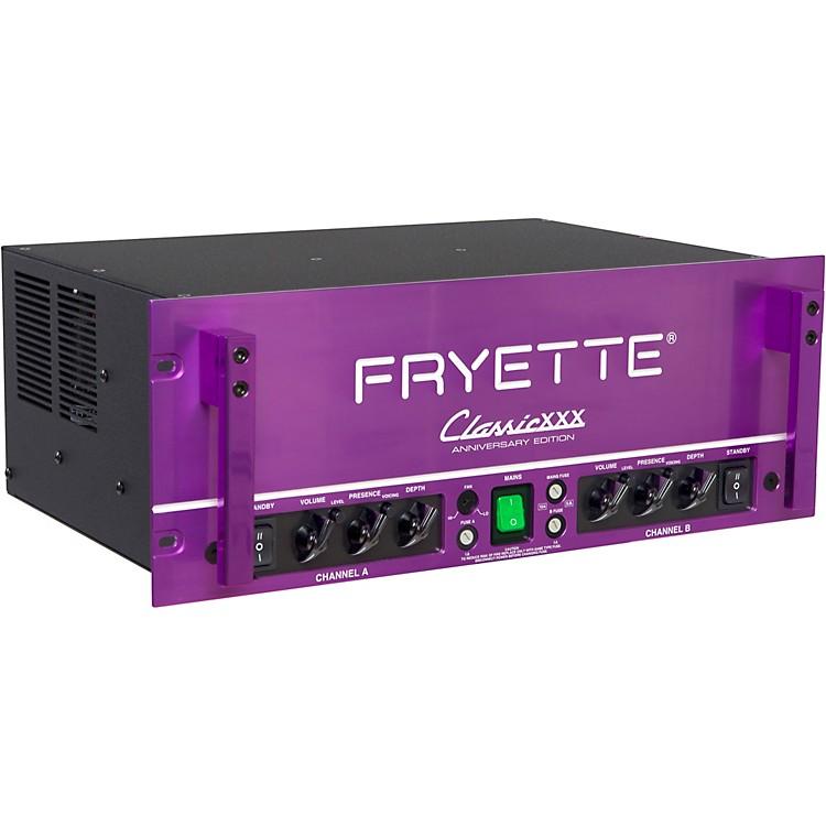 FryetteClassic XXX 30th Anniversary 120W Tube Power Amp
