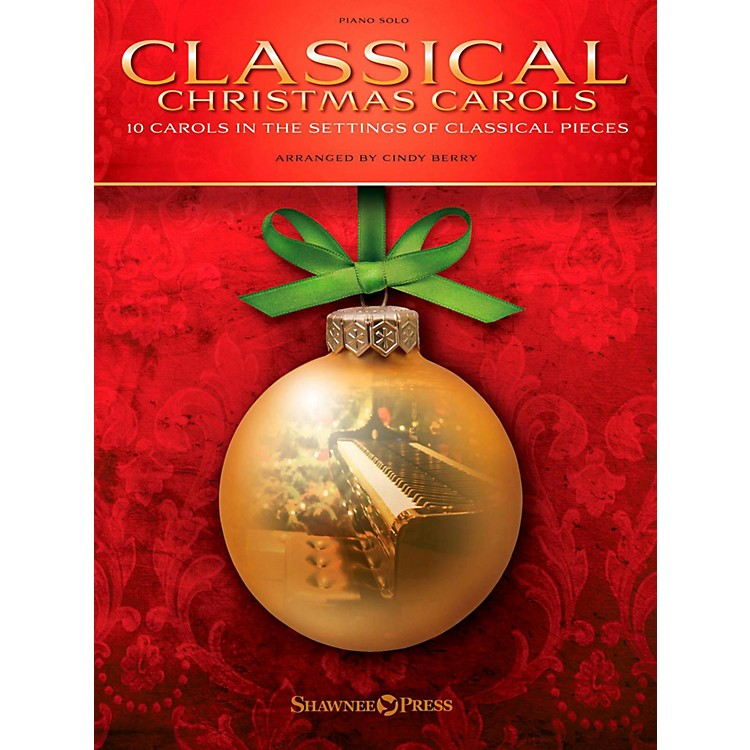 Hal LeonardClassical Christmas Carols - 10 Carols in the Settings of Classical Pieces for piano