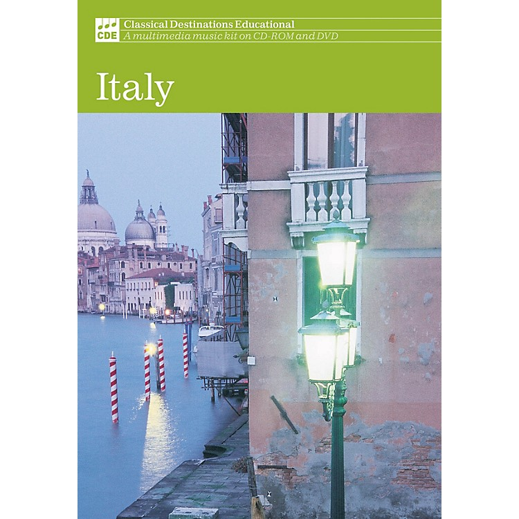 Classical Destinations EducationalClassical Destinations: Italy (Italy) DVD Composed by Various