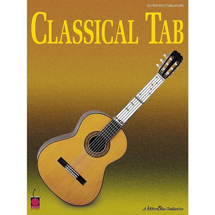 Cherry LaneClassical Guitar Tab Book
