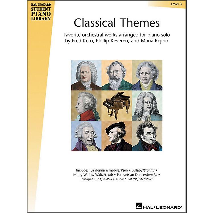 Hal LeonardClassical Themes Level 3 Hal Leonard Student Piano Library