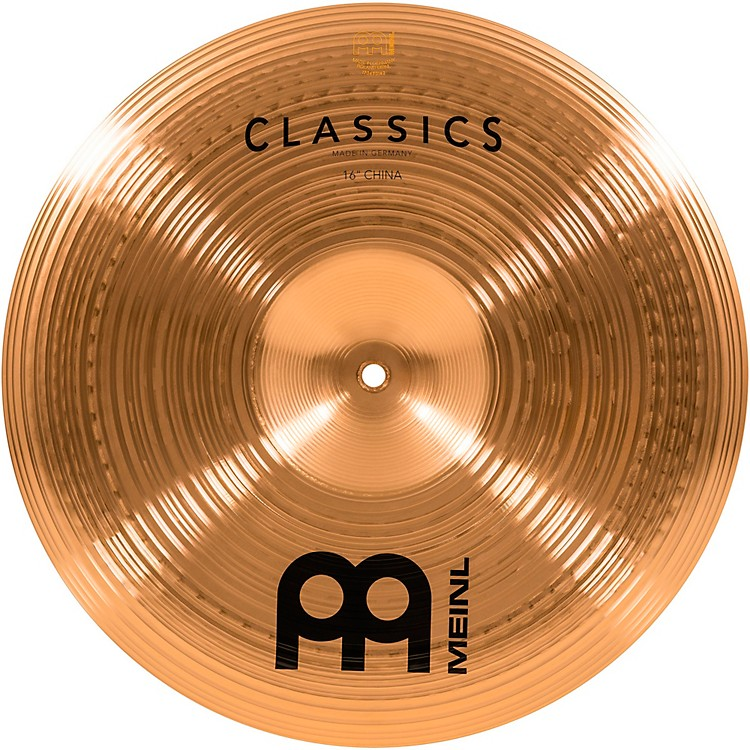 MeinlClassics China Cymbal16 in.
