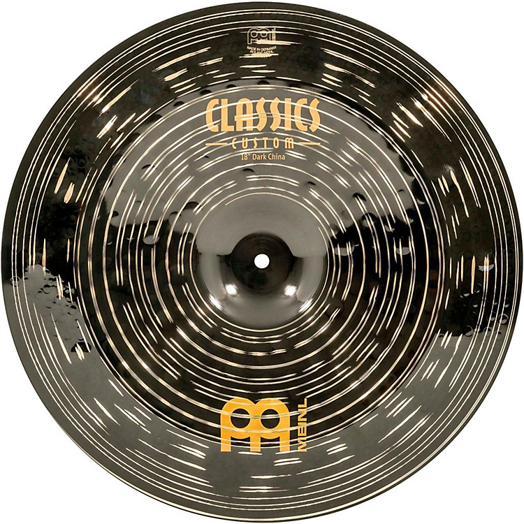 Meinl Classics Custom Dark China Cymbal 18 in.