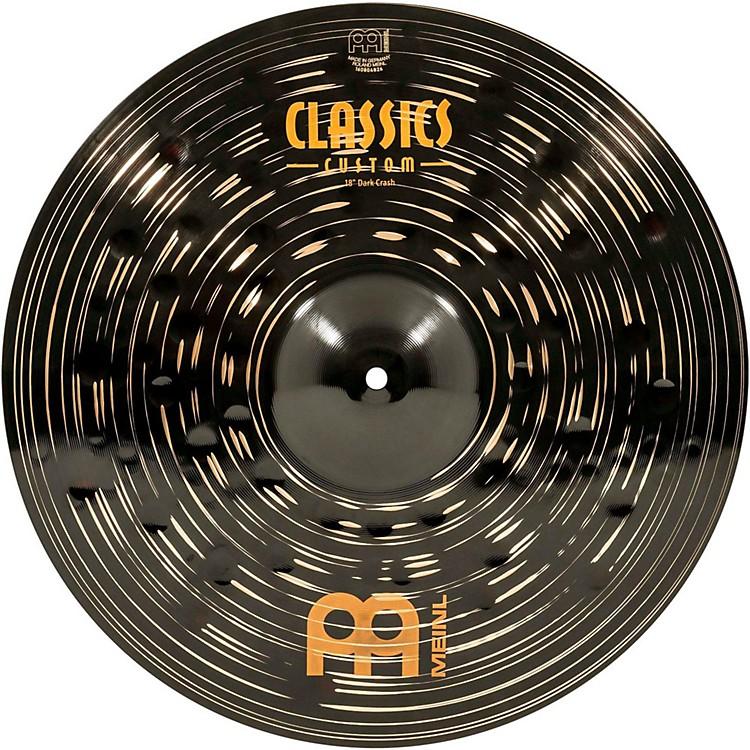 MeinlClassics Custom Dark Crash Cymbal18 in.