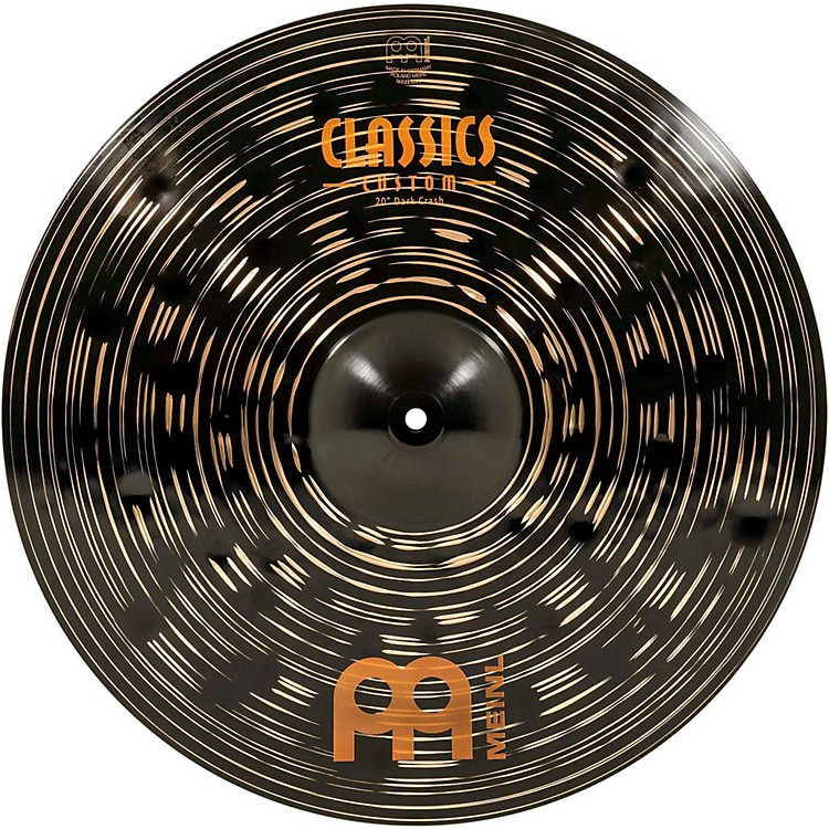 Meinl Classics Custom Dark Crash Cymbal 20 in.