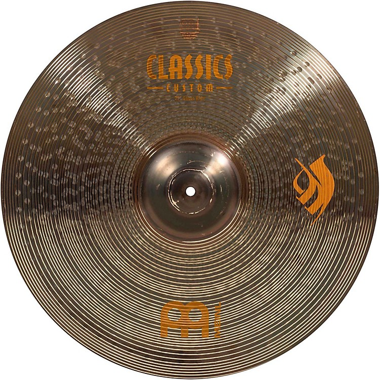 Meinl Classics Custom Dark Ghost Ride Cymbal 21 in.