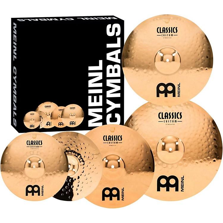 MeinlClassics Custom Medium Cymbal Set