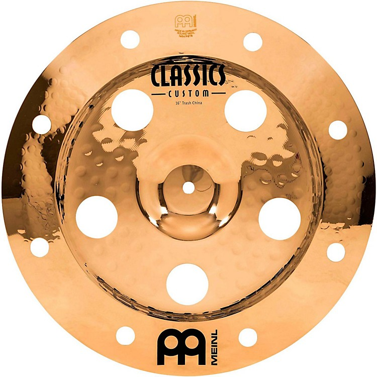 Meinl Classics Custom Trash China Cymbal 16 in.