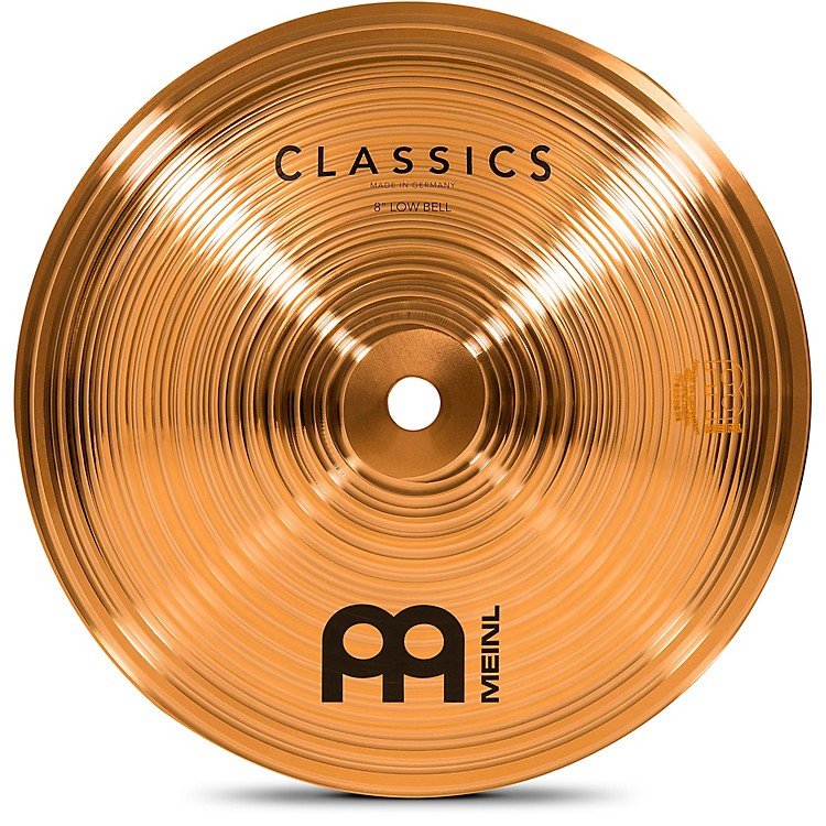 MeinlClassics Low Bell Cymbal8 in.