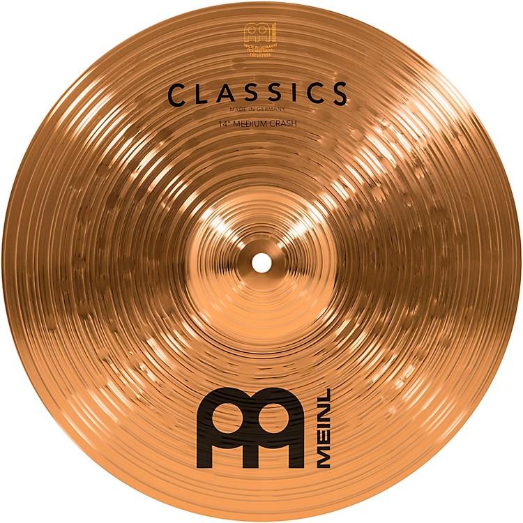 MeinlClassics Medium Crash Cymbal14 in.