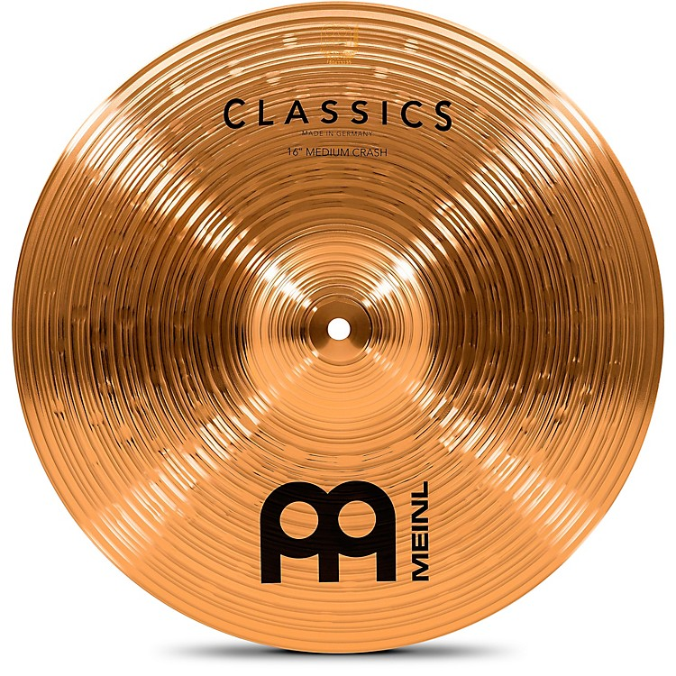 MeinlClassics Medium Crash Cymbal16 in.