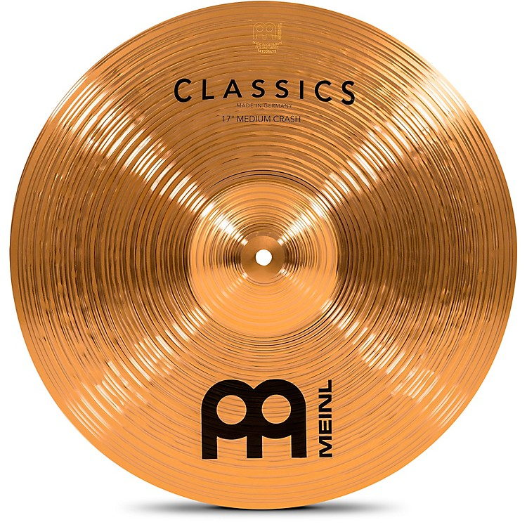 MeinlClassics Medium Crash Cymbal15 in.