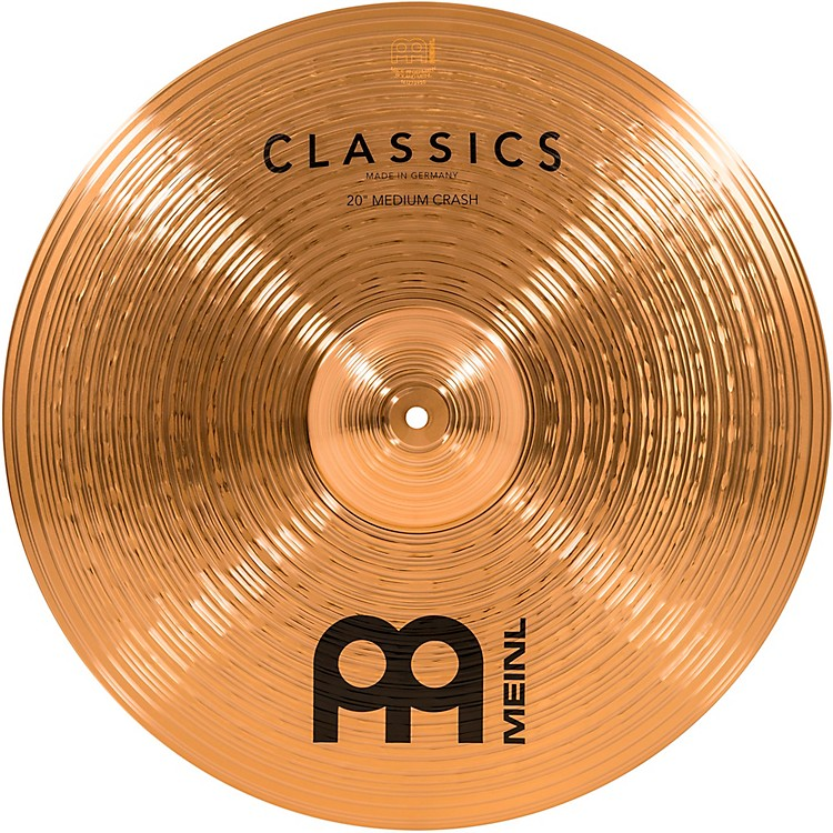 Meinl Classics Medium Crash Cymbal 16 in.
