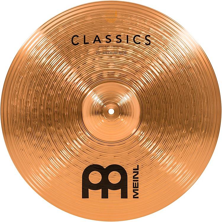 MeinlClassics Medium Ride Cymbal20 in.