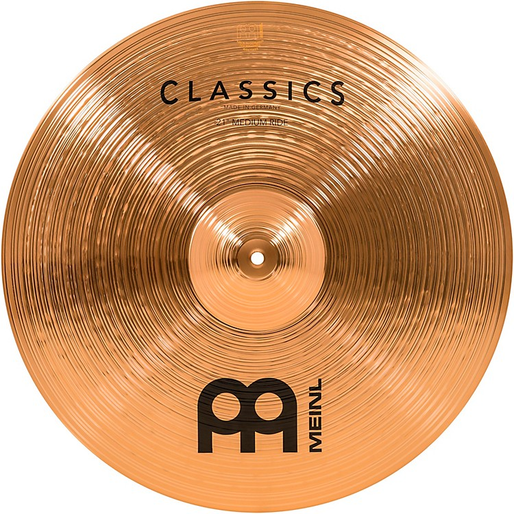 MeinlClassics Medium Ride Cymbal21 in.