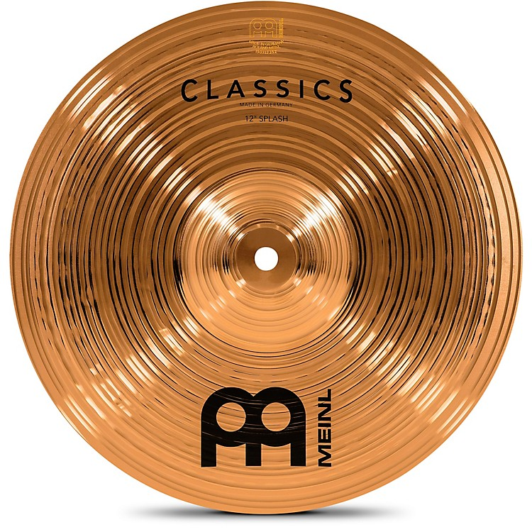 Meinl Classics Splash Cymbal 12 in.