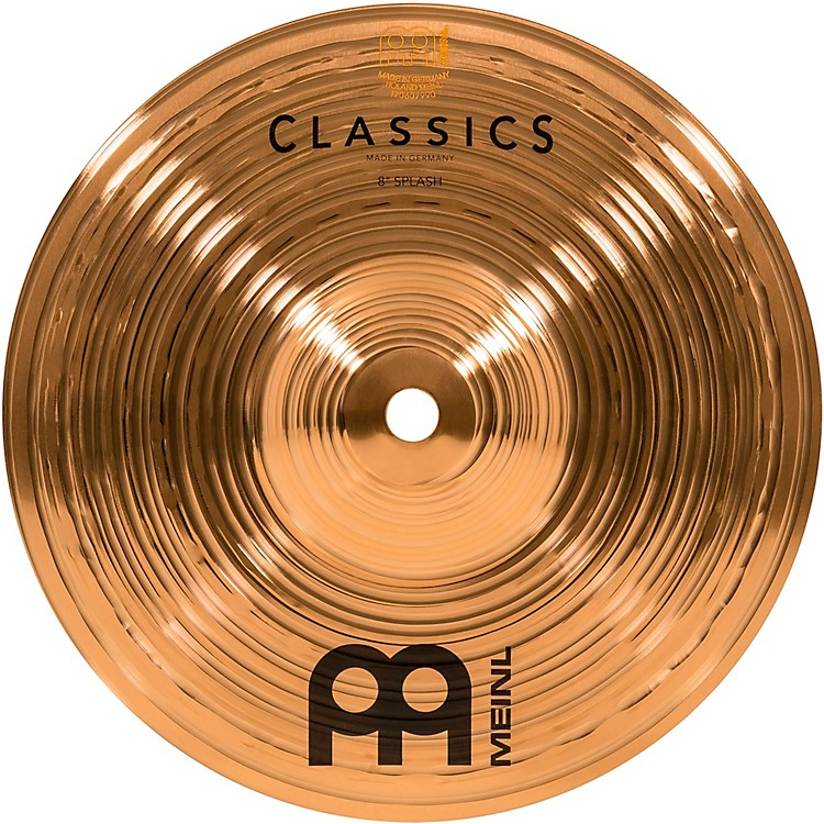 MeinlClassics Splash Cymbal8 in.