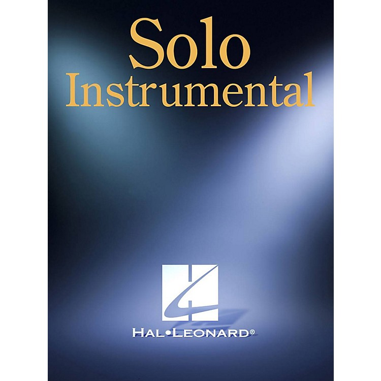 Hal LeonardClaude Bolling - Sonata for Two Pianists, No. 2 Instrumental Folio Series Performed by Claude Bolling