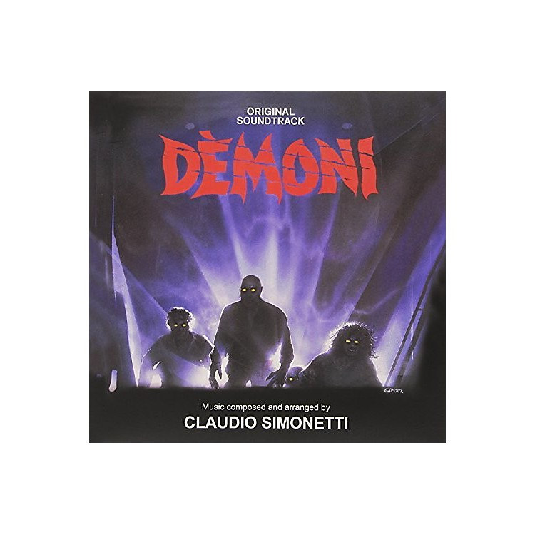 Alliance Claudio Goblin Simonetti - Demoni