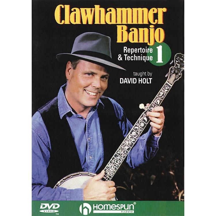HomespunClawhammer Banjo 1 (DVD)