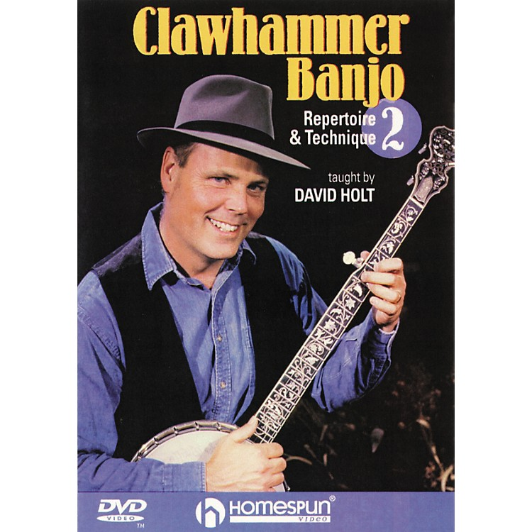 HomespunClawhammer Banjo 2 (DVD)