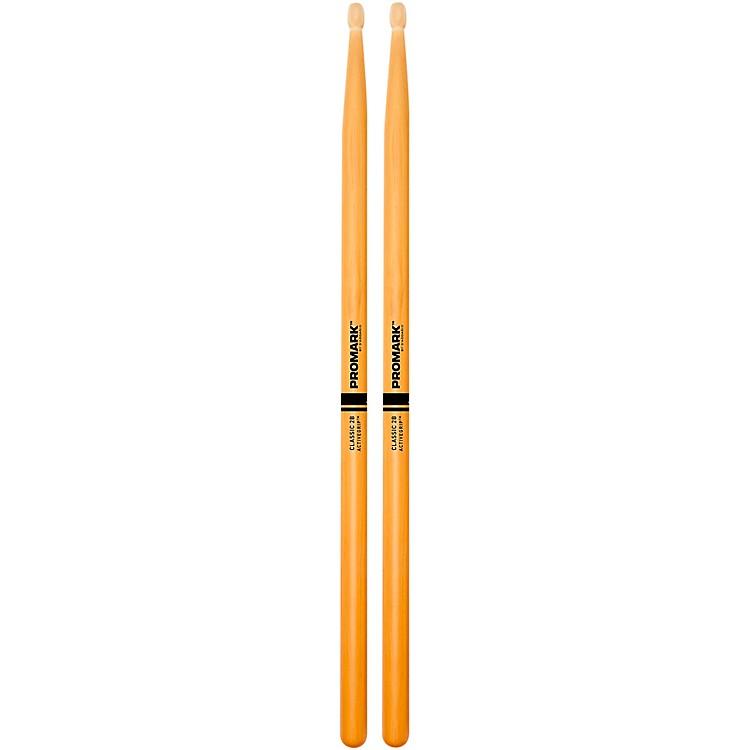 PROMARKClear ActiveGrip Drum Sticks5AWood