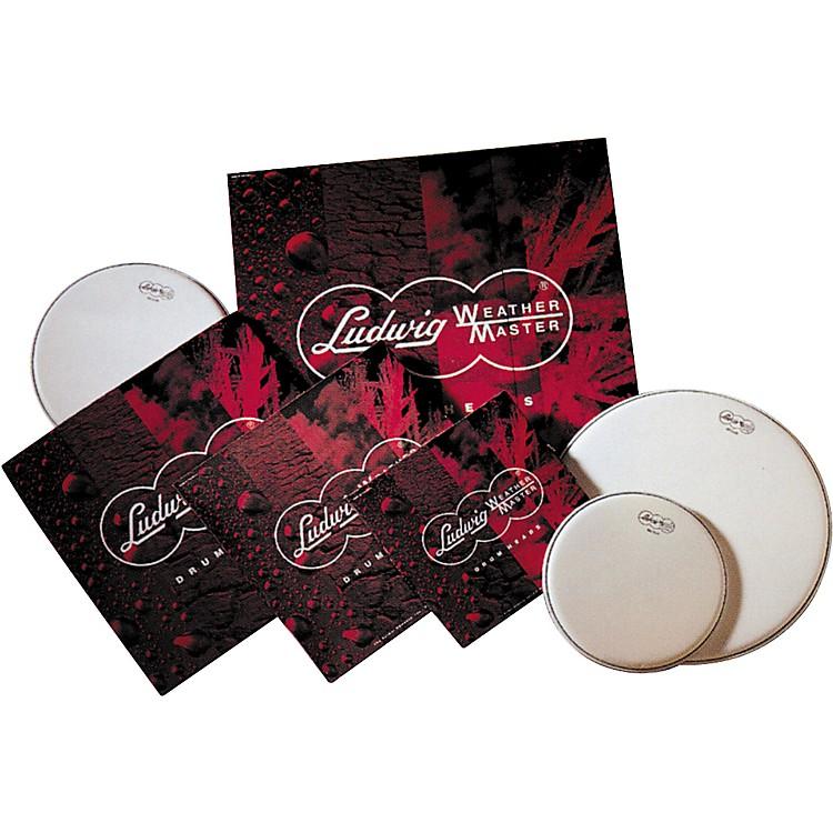 LudwigClear Bass Drum Head30 Inch