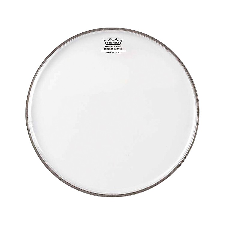 RemoClear Emperor Batter Drumhead12 in.