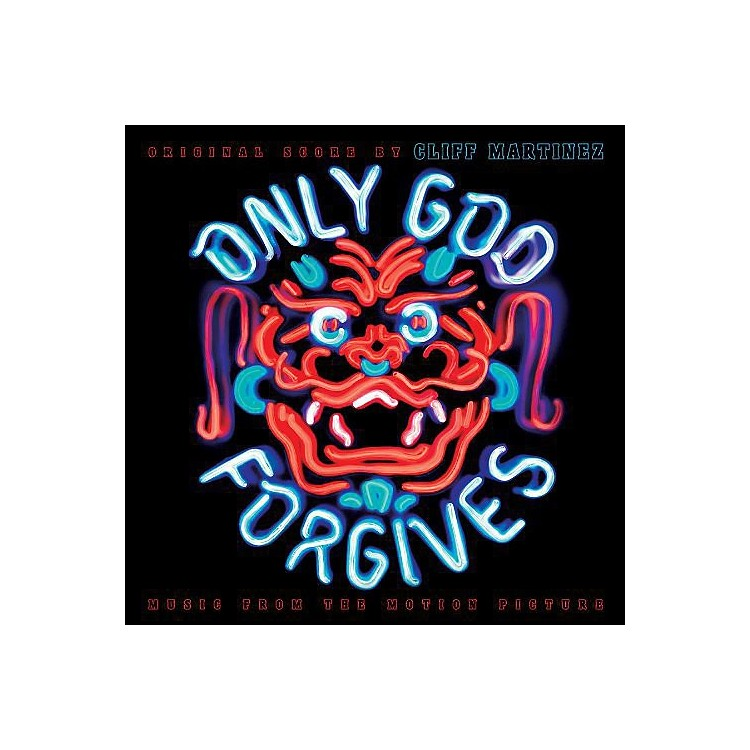 Alliance Cliff Martinez - Only God Forgives