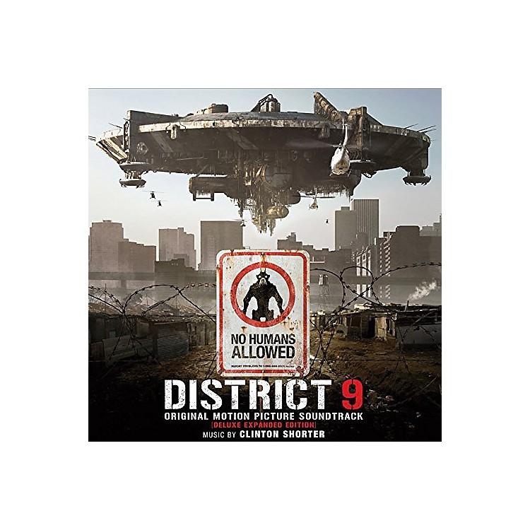 AllianceClinton Shorter - District 9 (Original Soundtrack)