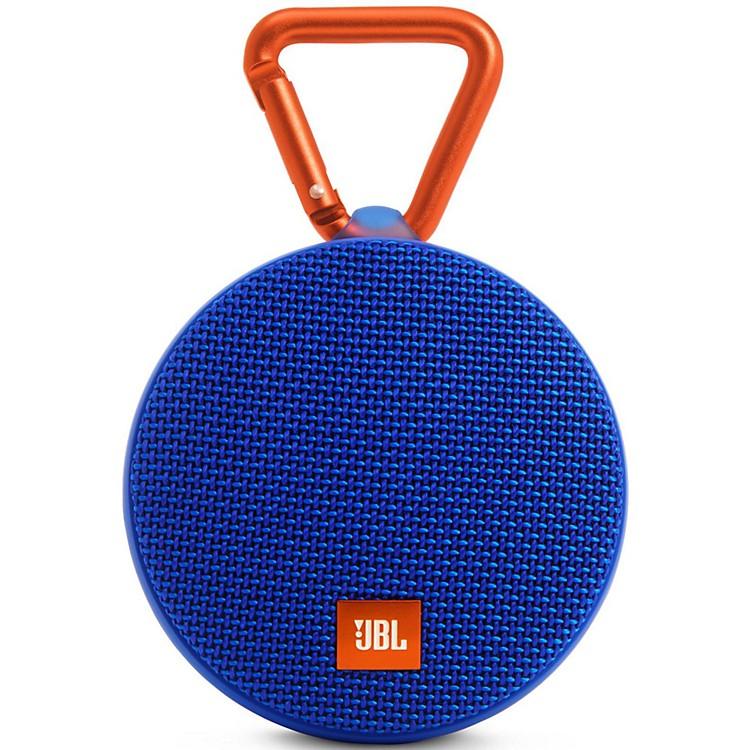JBLClip2 Waterproof Bluetooth Wireless SpeakerBlue