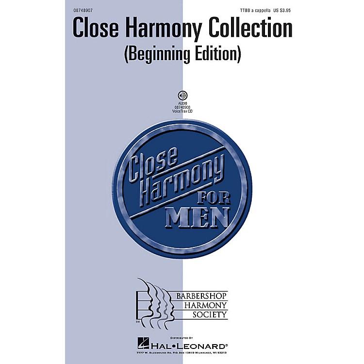 Hal LeonardClose Harmony Collection - Beginning Edition VoiceTrax CD