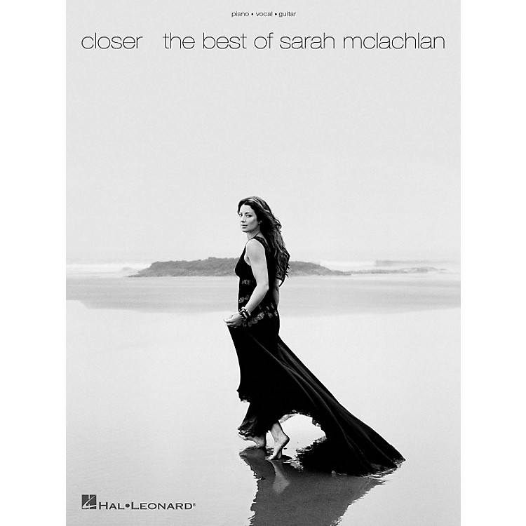 Hal LeonardCloser - The Best of Sarah McLachlan (Piano, Vocal, and Guitar Songbook)