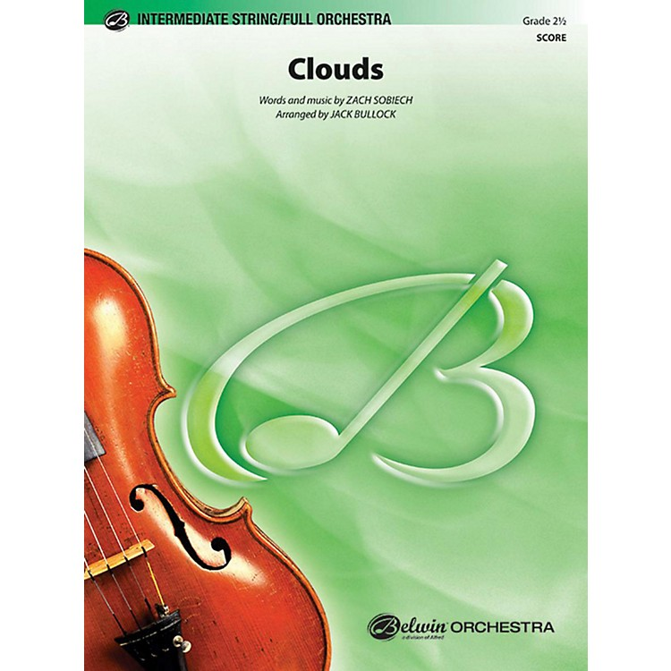 Alfred Clouds Full Orchestra Grade 2.5