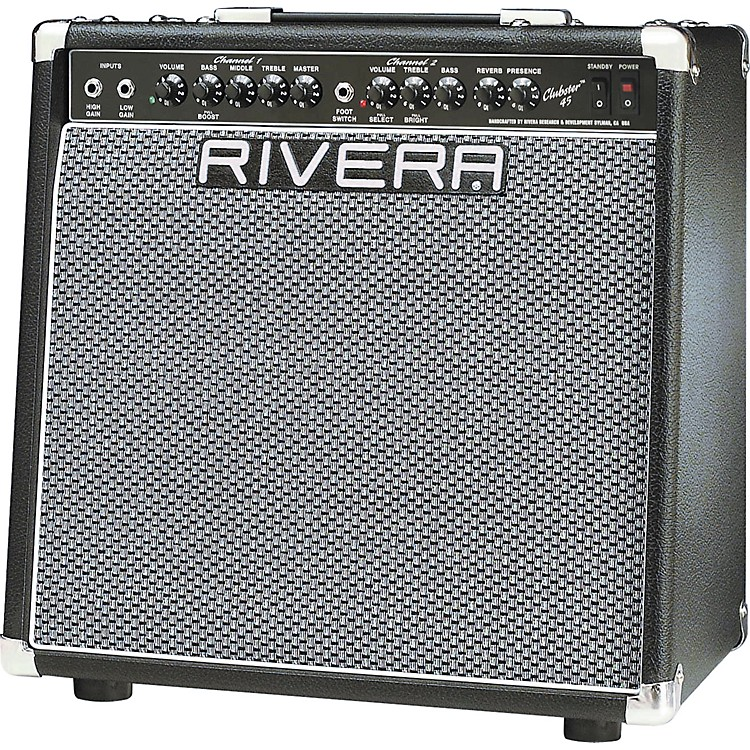 RiveraClubster 45W 1x12 Combo Amp