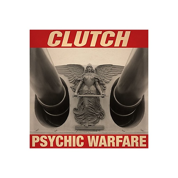 AllianceClutch - Psychic Warfare