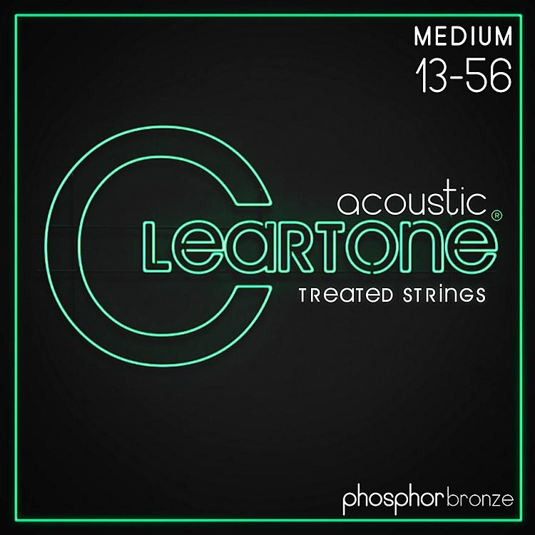 CleartoneCoated Phosphor-Bronze Medium Acoustic Guitar Strings