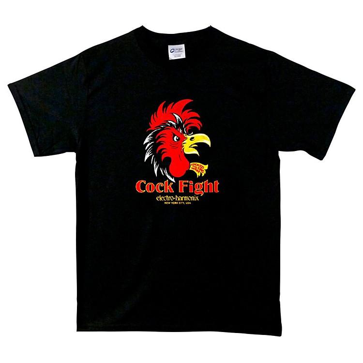 Electro-HarmonixCock Fight T-ShirtX LargeBlack