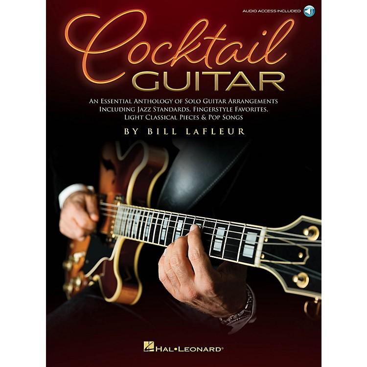 Hal LeonardCocktail Guitar - An Essential Anthology Of Solo Guitar Arrangements Book/Audio Online