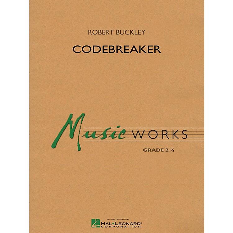 Hal LeonardCodebreaker - MusicWorks Concert Band Grade 2