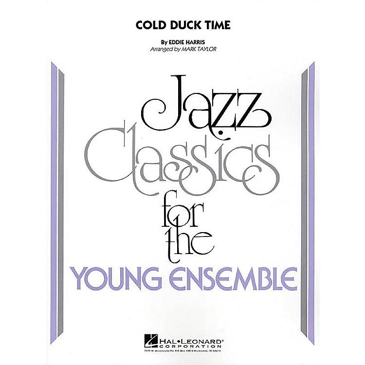 Hal LeonardCold Duck Time Jazz Band Level 3 Arranged by Mark Taylor