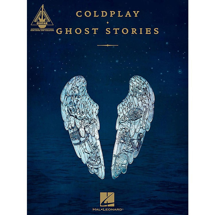 Hal Leonard Coldplay - Ghost Stories Guitar Tab Songbook