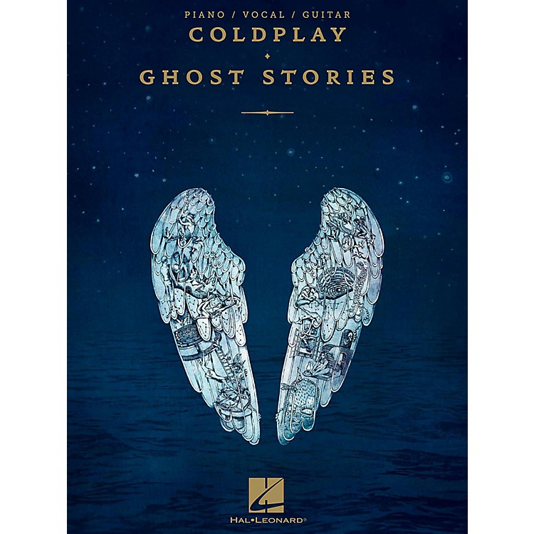 Hal Leonard Coldplay - Ghost Stories Piano/Vocal/Guitar Songbook