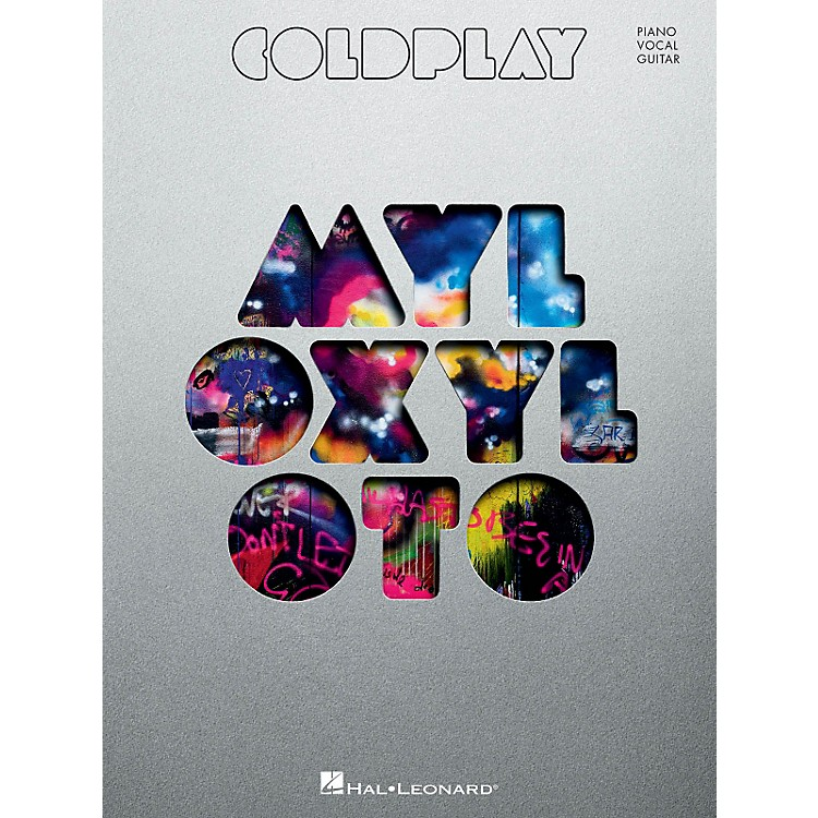 Hal LeonardColdplay - Mylo Xyloto Piano/Vocal/Guitar Songbook