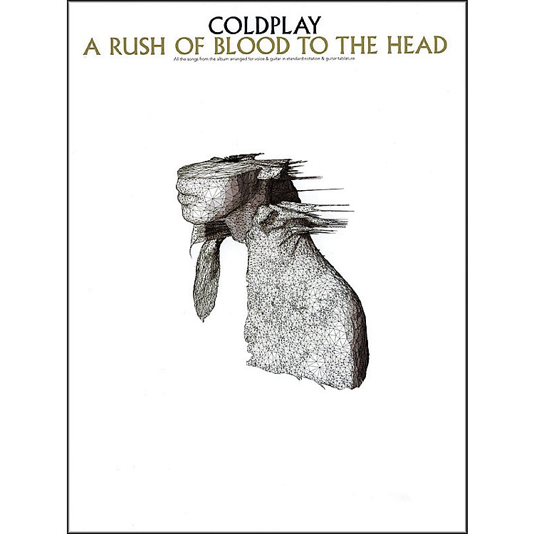Hal LeonardColdplay A Rush Of Blood To The Head arranged for piano, vocal, and guitar (P/V/G)