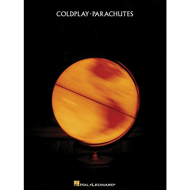 Hal LeonardColdplay Parachutes arranged for piano, vocal, and guitar (P/V/G)