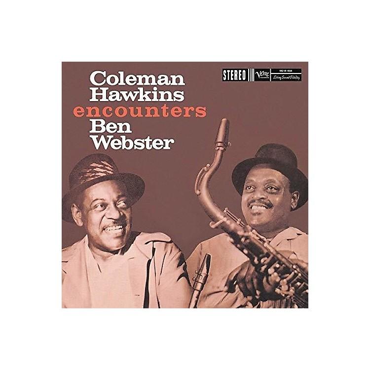 AllianceColeman Hawkins - Coleman Hawkins Encounters Ben Webster