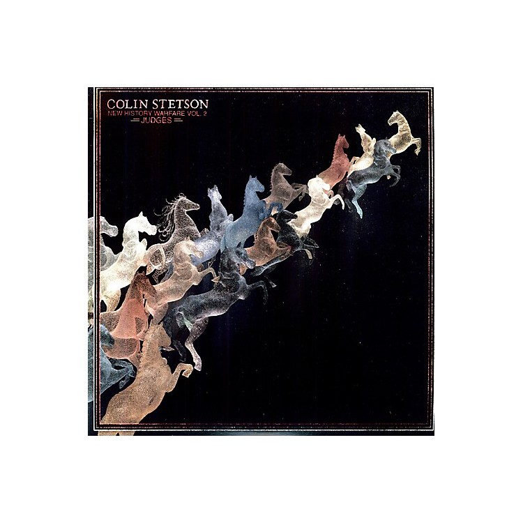Alliance Colin Stetson - New History Warfare, Vol. 2: Judges [Limited Edition] [With CD]