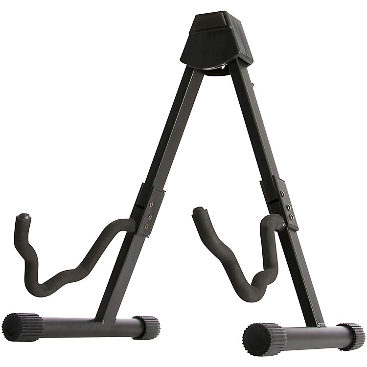 On-StageCollapsible A-Frame Guitar Stand