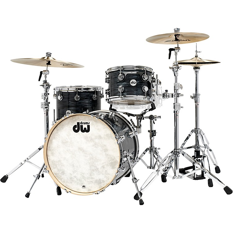 DWCollectors Series 3-Piece Finish Ply Shell Pack with 20